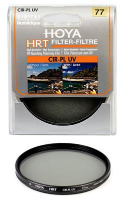 Hoya HRT 77MM Circular Polarizing + UV Filter