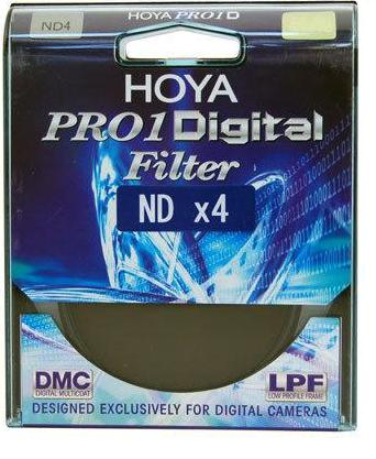Hoya 82mm Pro-1 Digital ND4 Filters