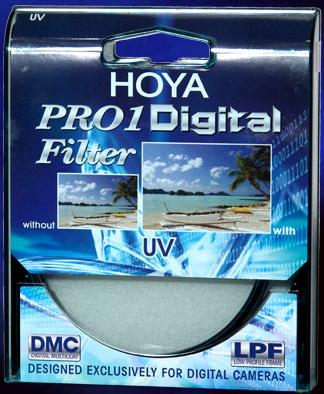 Hoya 82mm DMC PRO1 Digital Multi Coated UV (Ultra Violet) Filter