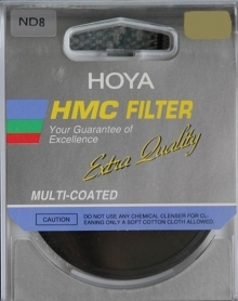 Hoya 55mm HMC NDx2 Neutral Density Filter