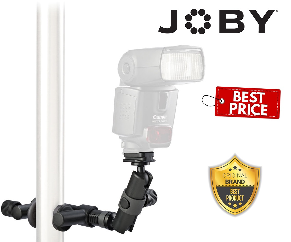 Joby Flash Clamp and Locking Arm