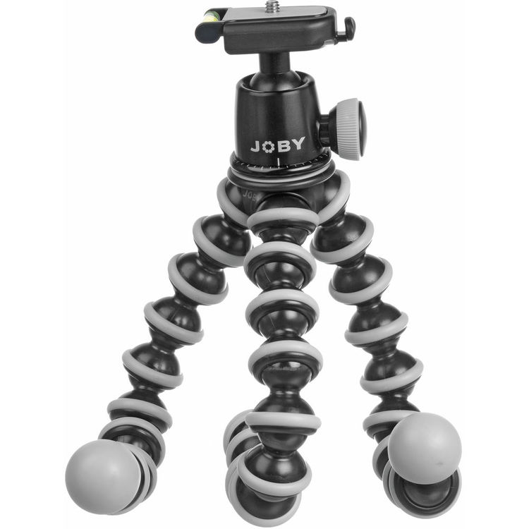 Joby Gorillapod SLR-Zoom Flexible Mini Tripod With BH1-01EN Ball Head