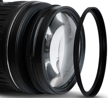 Kenko 55-49mm Step Down Adapter Ring