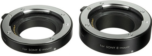 Kenko DG Auto Extension Tube Set For Sony E-Mount Lenses