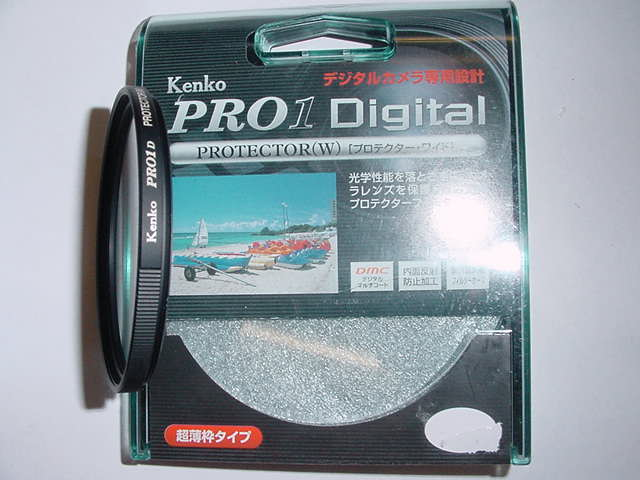 Kenko 55mm PRO1 Digital Protector Filter For Digital Cameras