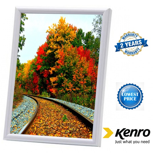 Kenro 11x14 Inch Frisco White Photo Frame