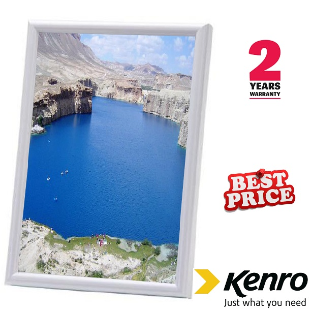 Kenro 40x50cm Frisco White Photo Frame