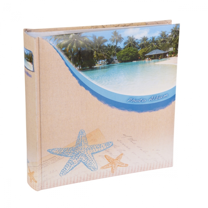 Kenro 6�4-Inch Holiday Series Relax by The Pool Album 200