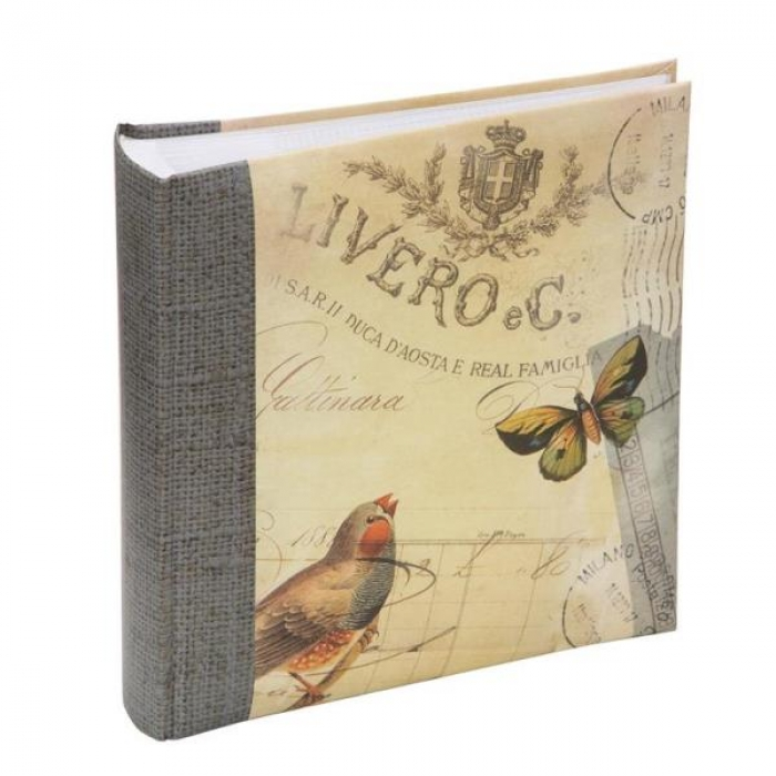 Kenro 6x4 Inch Summer Breeze Bird Design Photo Album 200