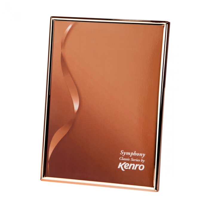 Kenro 6x4-Inch Symphony Classic Copper Coloured Frame