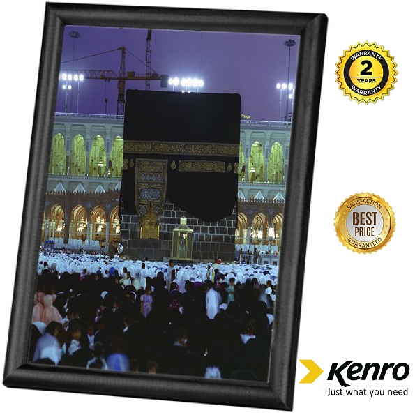 Kenro 70x100cm Frisco Photo Frame - Black