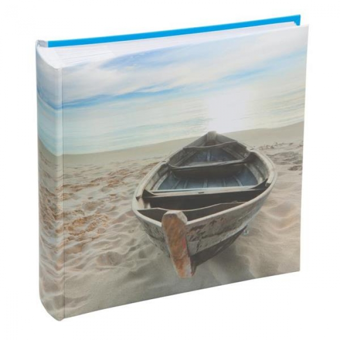 Kenro Holiday Boat Design 7x5-Inch Memo Album 200