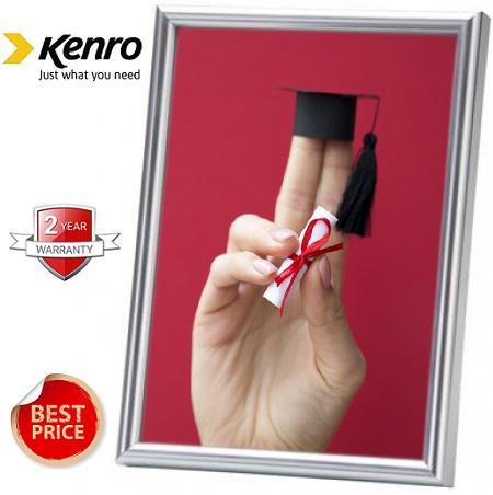Kenro Frisco 18x12 Inch Silver Frame