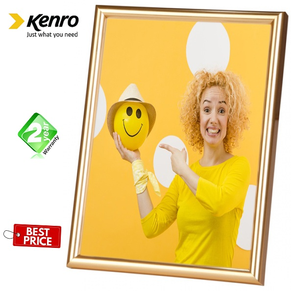 Kenro Frisco A2 Photo Frame - Gold