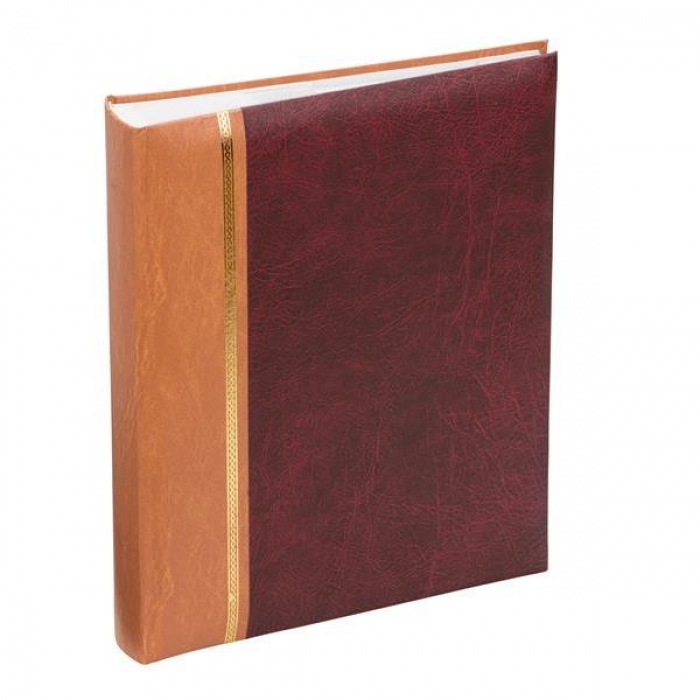 Kenro Grace Red 7x5-Inch Memo Album 200
