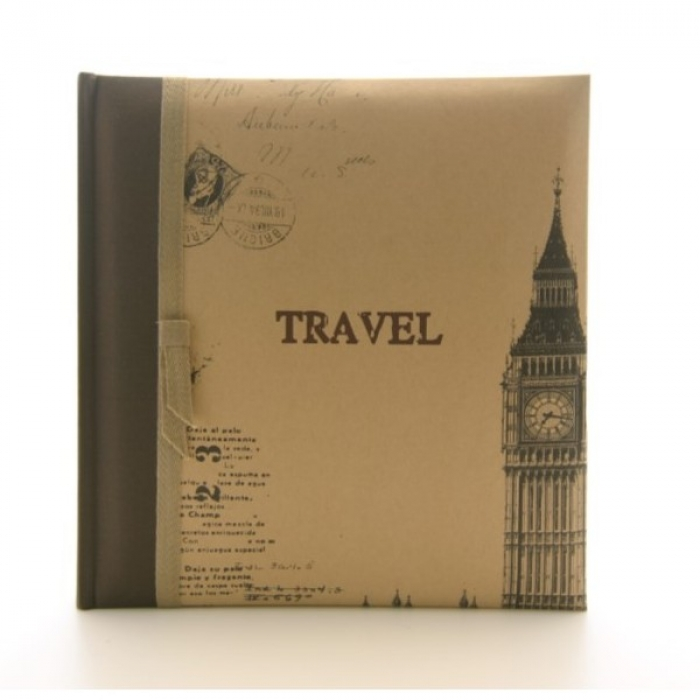 Kenro 6x4-Inch Holiday Big Ben Design Memo Album 200
