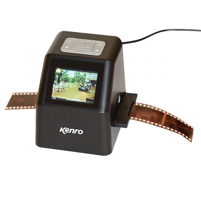 kenro knsc101 film scanner. Black Bedroom Furniture Sets. Home Design Ideas