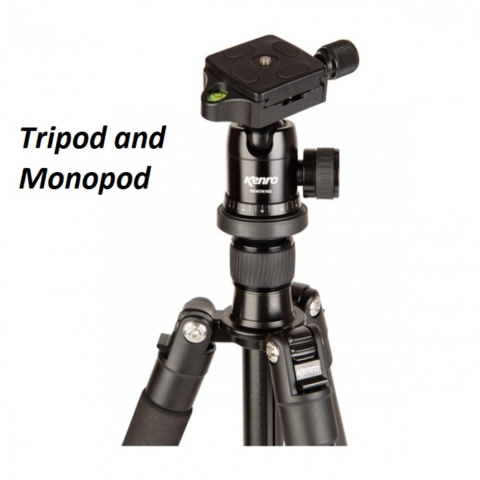 Kenro LG Compact Tripod With Ball head