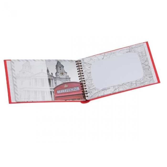 Kenro London Skyline Mini Memo Album