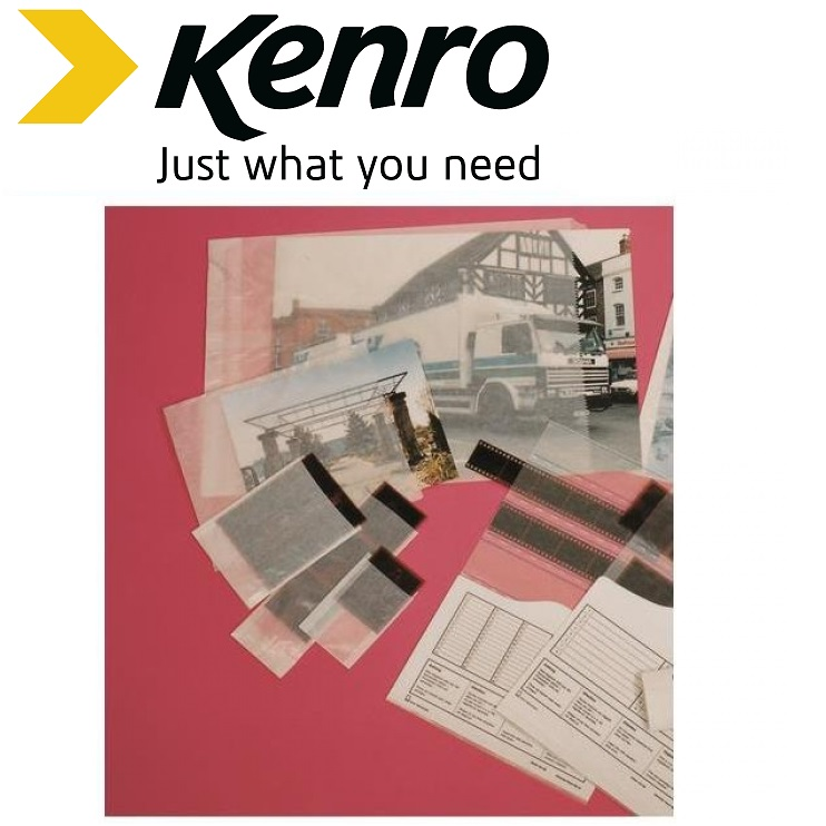 Kenro Negative Bag 2.75x2.75 Inch For 6x6cm Pack of 1000