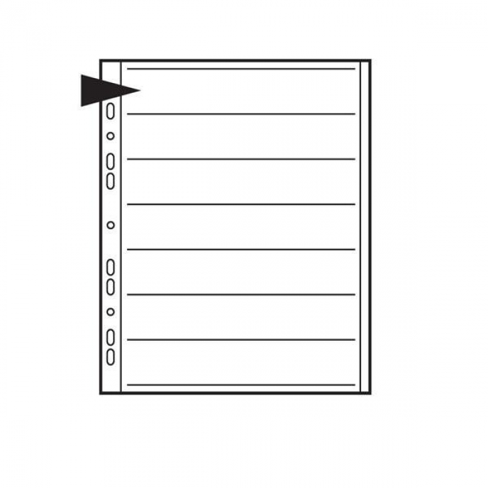 Kenro Negative File Pages 35mm Acetate - Pack of 1300