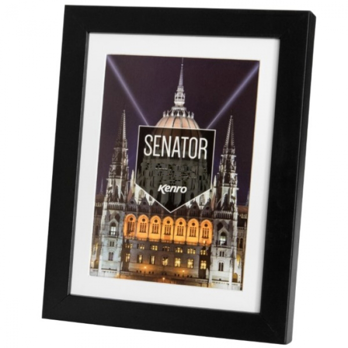 Kenro Senator Black A3 Frame With A4 Mat