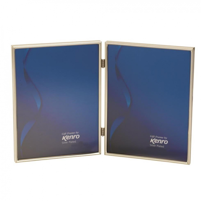 Kenro 7x5 Inch Twin Symphony Classic Photo Frames