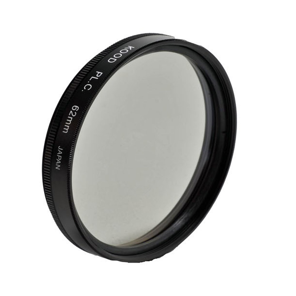Kood 62mm Circular Polarizer Filter