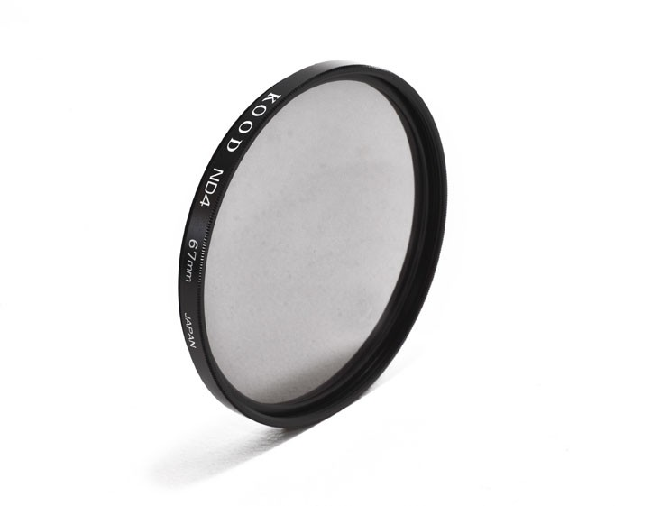 Kood 67mm ND4 Neutral Density Filter