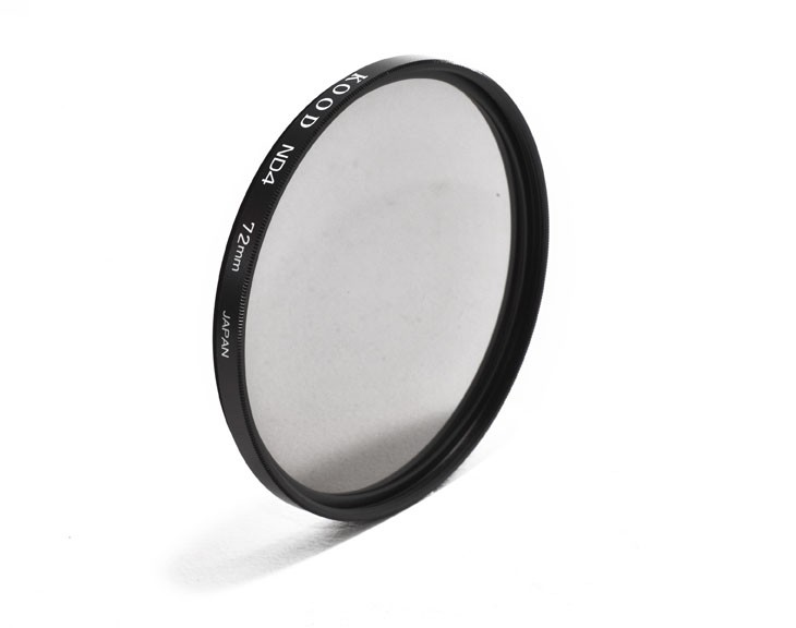 Kood 72mm ND4 Neutral Density Filter