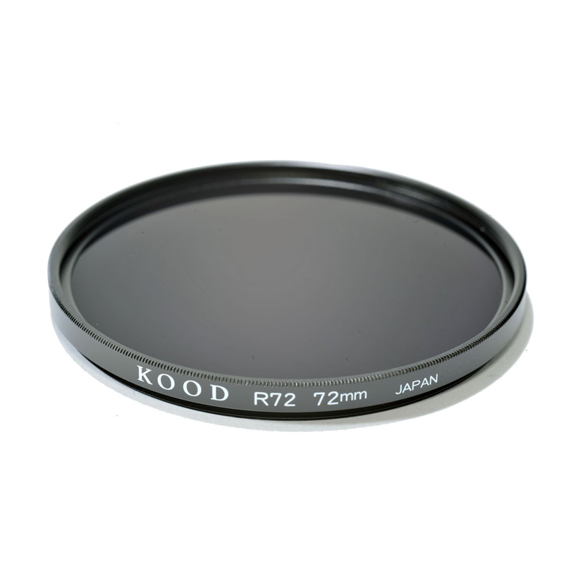 Kood 77mm R72 Infrared Filter