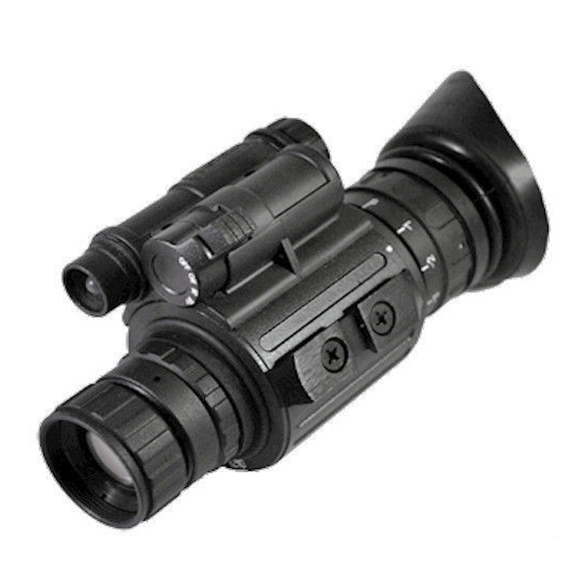 Luna Optics 1x Elite Gen2+ Hi Resolution Night Vision Slim Monocular