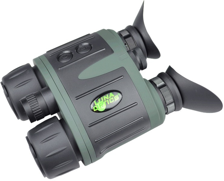 Luna Optics LN-NVB2 Night Vision 2x24 Roof Prism Binoculars
