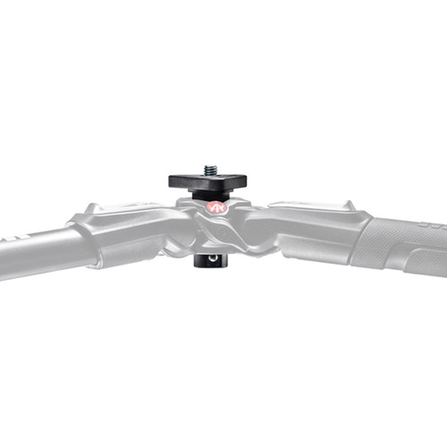 Manfrotto 190XLAA Low Angle Adapter for the MT190X3 Tripod