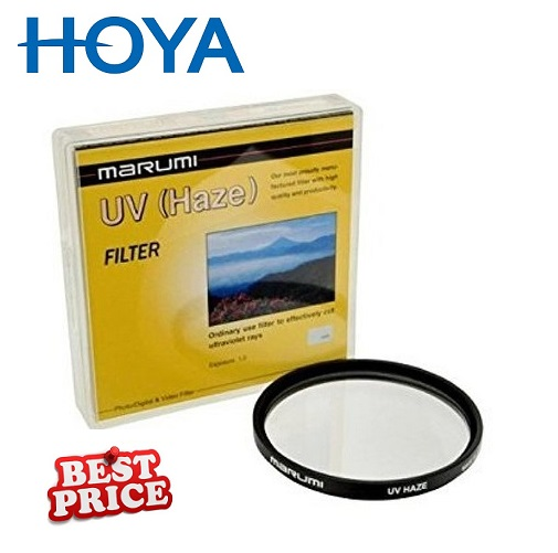 Marumi 37mm UV Haze Filter
