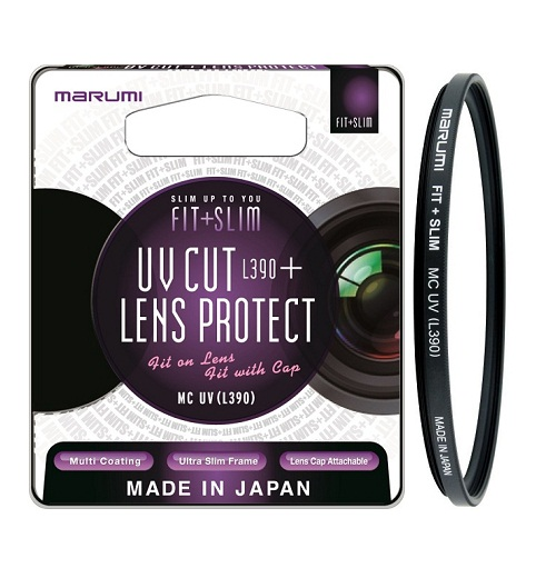 Marumi 72mm Fit plus Slim MC UV L390 Filter