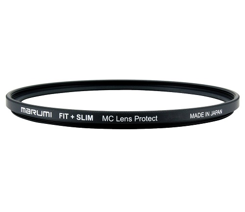 Marumi 72mm Fit Plus Slim MC Lens Protect Filter