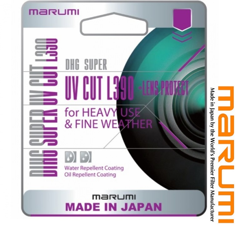 Marumi 82mm DHG Super UV Filter