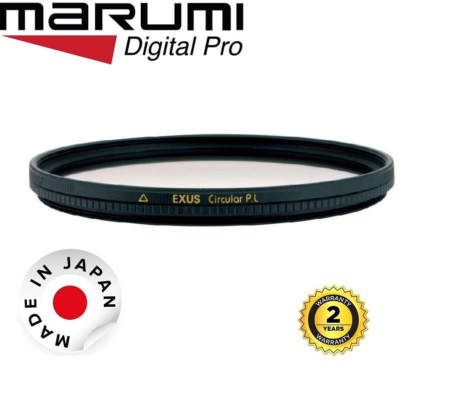 Marumi 82mm EXUS Circular Polarizing Filter