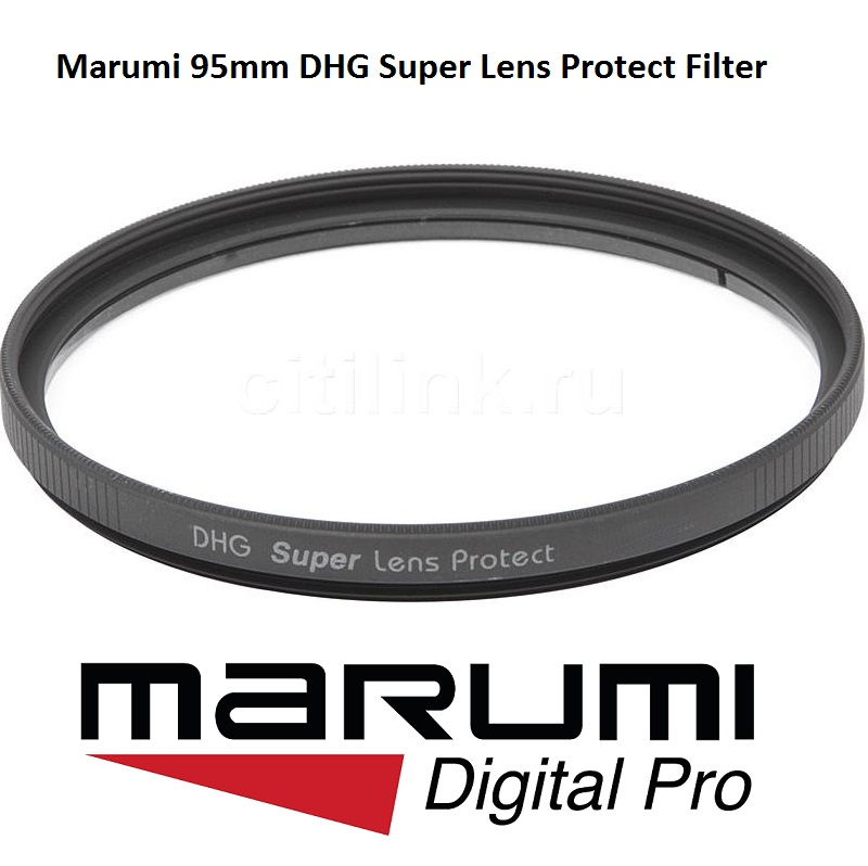 Marumi 105mm DHG Super Lens Protect Filter