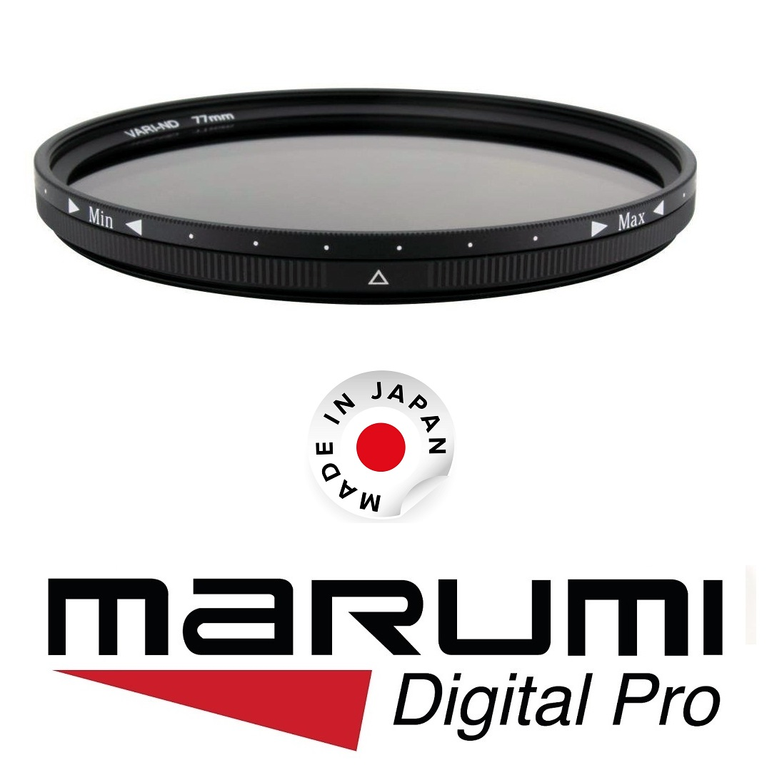 Marumi 77mm ND2.5-ND500 Variable Density Filter