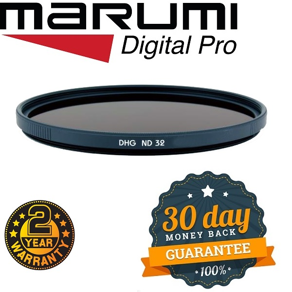 Marumi DHG 49mm ND32 Neutral Density Filter
