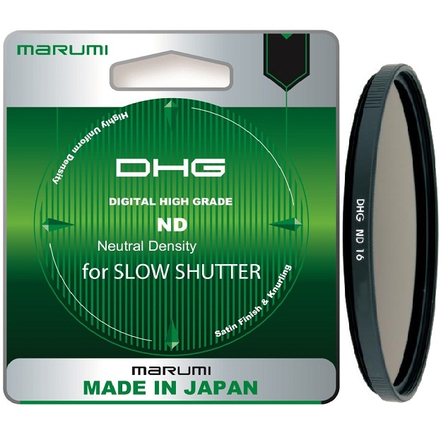 Marumi DHG 58mm ND16 Neutral Density Filter