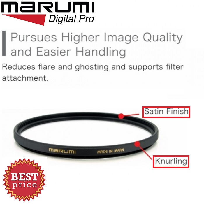 Marumi 105mm DHG Lens Protect Filter