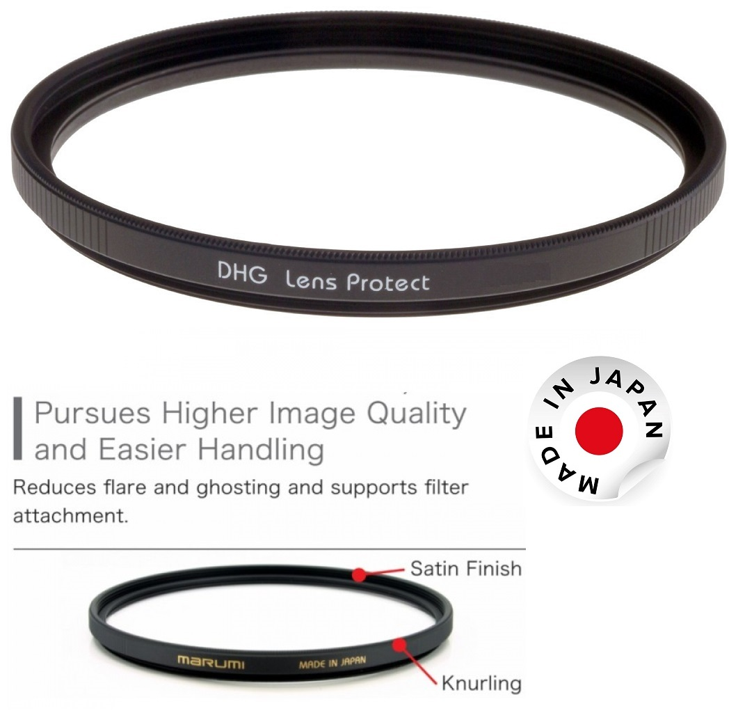 Marumi 72MM DHG Lens Protect Filter