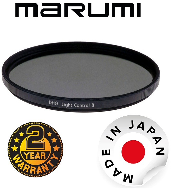 Marumi 49mm ND8 DHG Light Control Filter