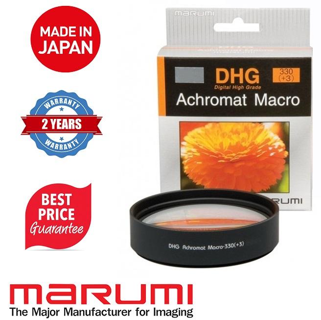 Marumi DHG Close Up Achromat 330 3 55mm Lens
