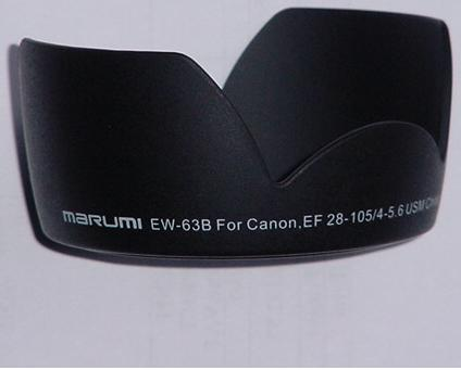 Marumi EW-63B Hood For Canon EF 28-105mm USM Lens