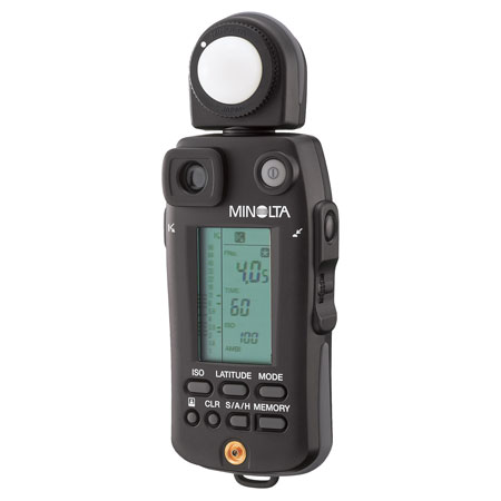 Konica Minolta Flash Meter V Light Meters user reviews : 4 ...