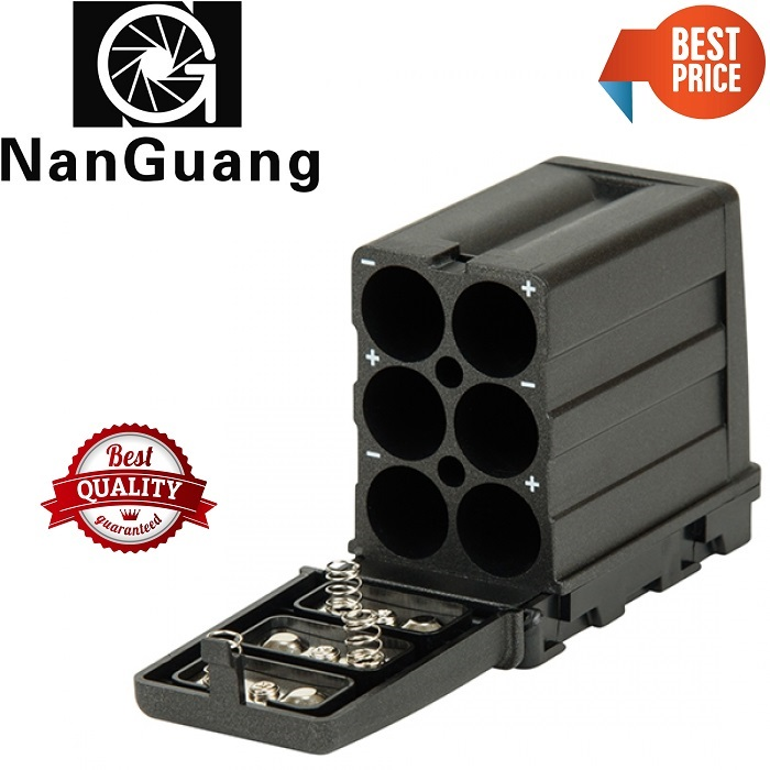 NanGuang NGBM1 Battery Magazine For Luxpad Light Heads